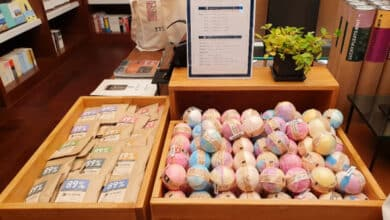 Photo of I'm BOMB – A natural bath bomb made of food ingredients