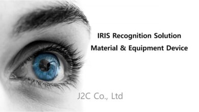 Photo of J2C receives attention with iris recognition in the age of COVID-19