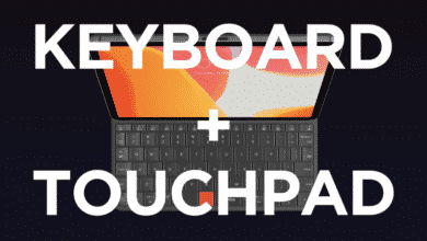 Photo of Innopresso launches kickstarter for TouchPad Keyboard