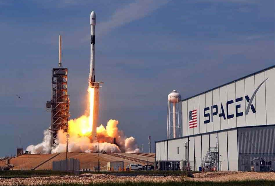 Top 5 things you didn't know about Space X