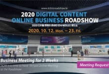 Photo of Korea Digital Content Roadshow Open online